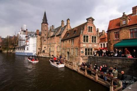 Rozenhoedkaai Bruges