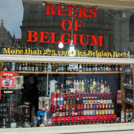 beers of belgium, 250 varieties