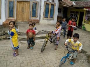 local kids near Catimor Homestay, Ijen, Java
