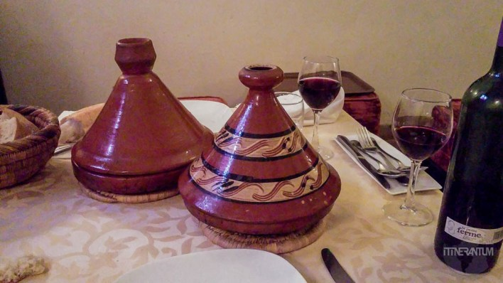 tagine in marrakech, morocco itinerary