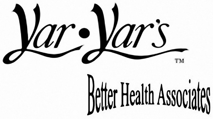 YarYar's Better Health Associates Logo 2