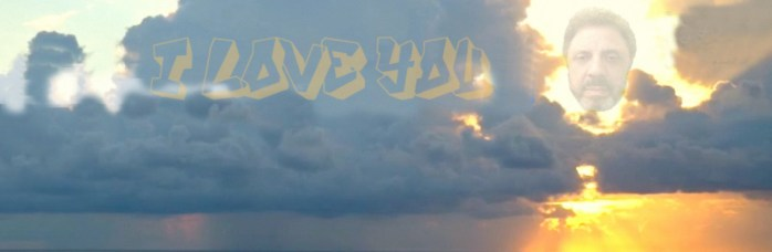 Sun Breaking Through the Clouds (I love you) 2-23-16