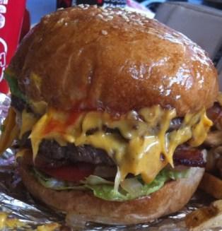 Big Burger No Fries
