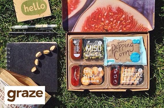 Graze snack boxes – itison