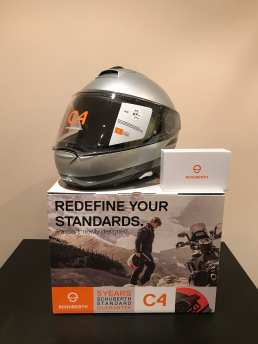 Schuberth C4 & SC1 Advance Communication System