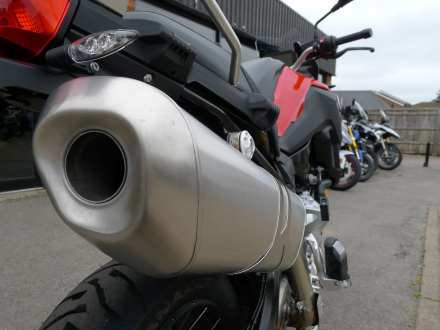 BMW F850GS exhaust