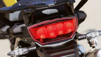 F750GS new brake light and LED indicators