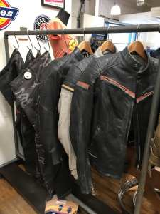 Krazy Horse Leather Trousers and Jackets
