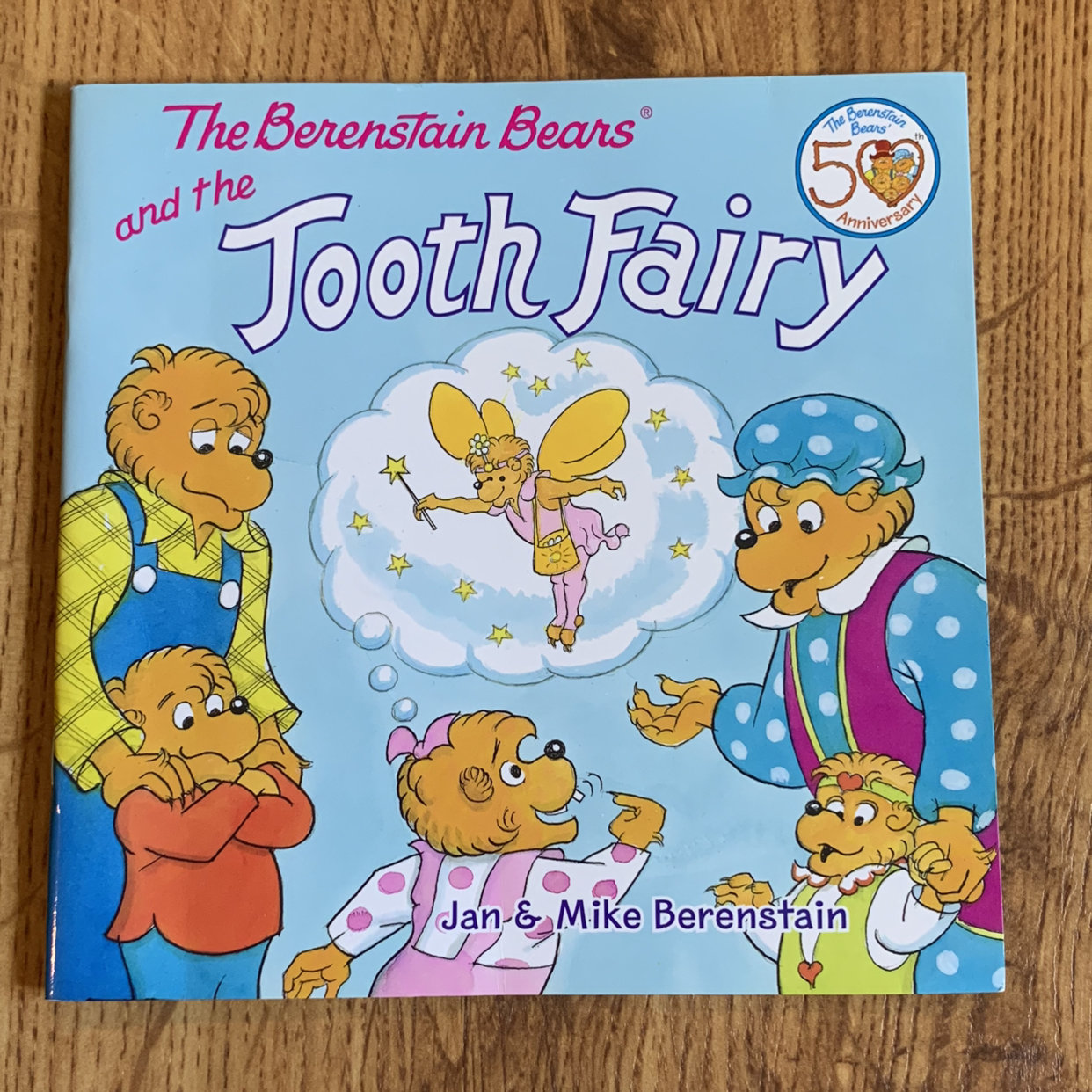 Book The Berenstain Bears And The Tooth Fairy