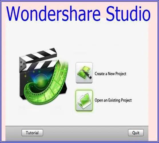 What is Wondershare Studio