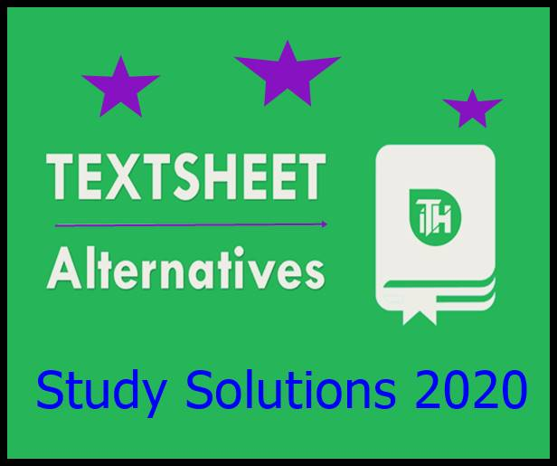 Textsheet com alternative