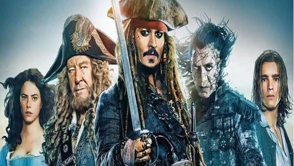 order do the Pirates of the Caribbean movies