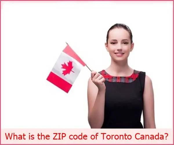 the ZIP code of Canada