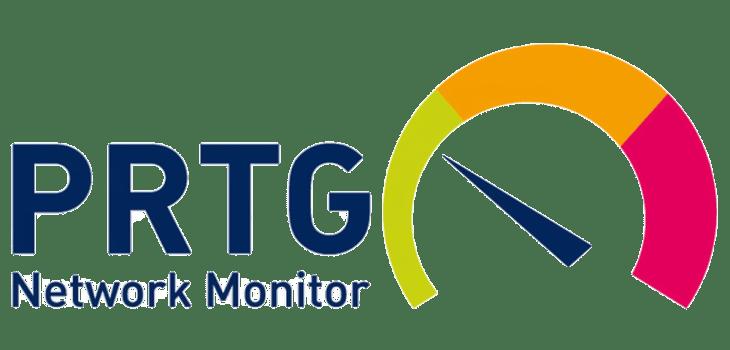 PRTG Network Monitor logo feature image