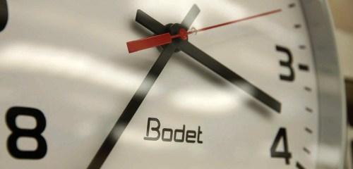 Bodet Analogue Clock product image