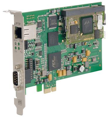 Meinberg PTP270PEX PCIe card product image