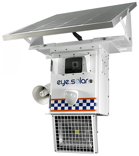eye.solar security camera product image