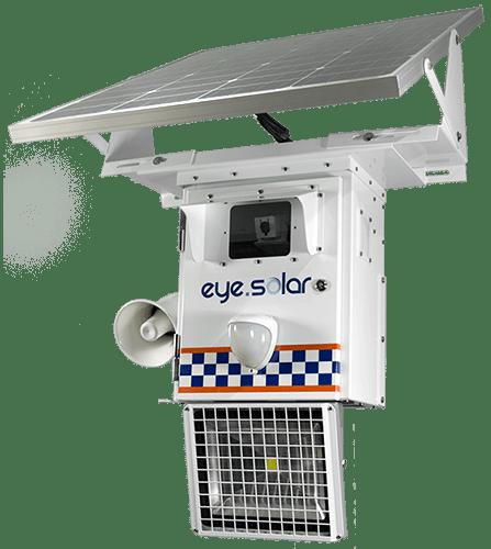 eye.solar security camera product image