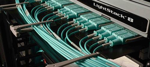 Siemon LightStack 8 product image