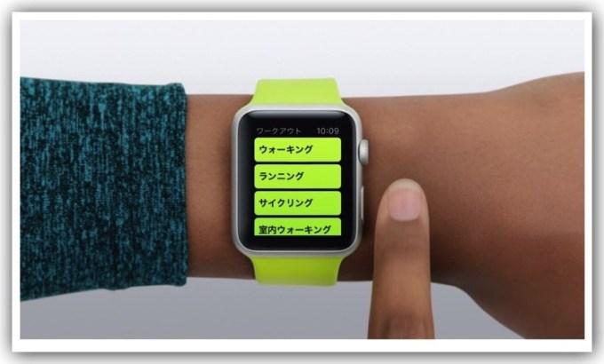 150423 apple watch video workout
