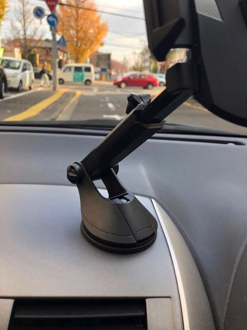 IMG spigen iphone car holder 07