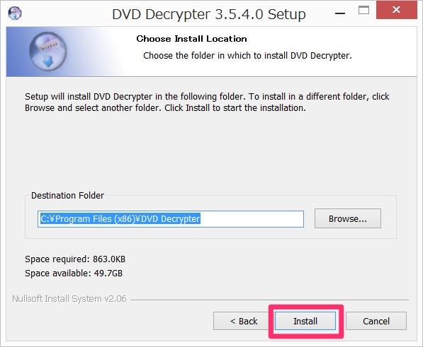 Img DVD Decrypter install 04