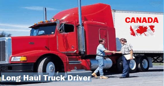 CANADIAN WORK VISA | WORK IN CANADA AS AS DRIVER