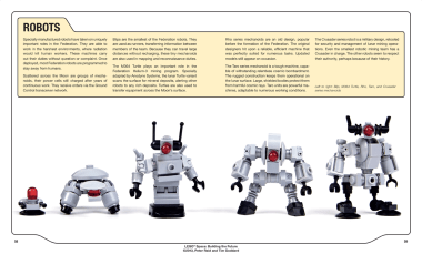 LEGO Space - Pagine 58-59