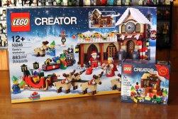 Le due scatole natalizie
