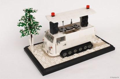 Snowcat Adventuremobile