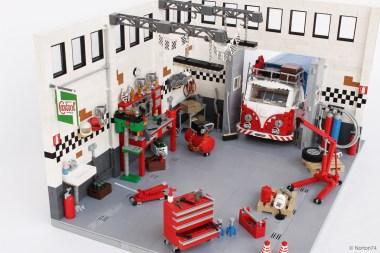 Garage e T1 Road Service