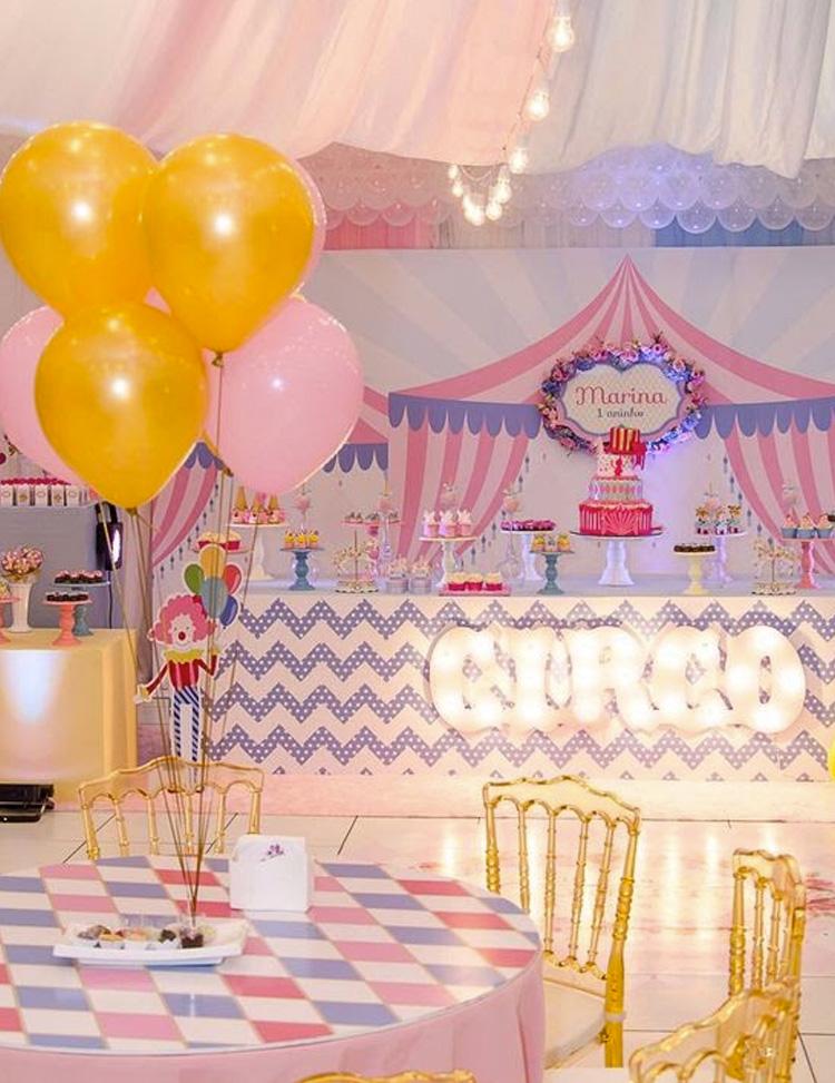 Festa Infantil Circo It Mãe