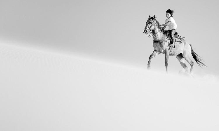 Dia das crianças passeio a cavalo Jericoacoara Agência Pequenos Exploradores - It Mãe