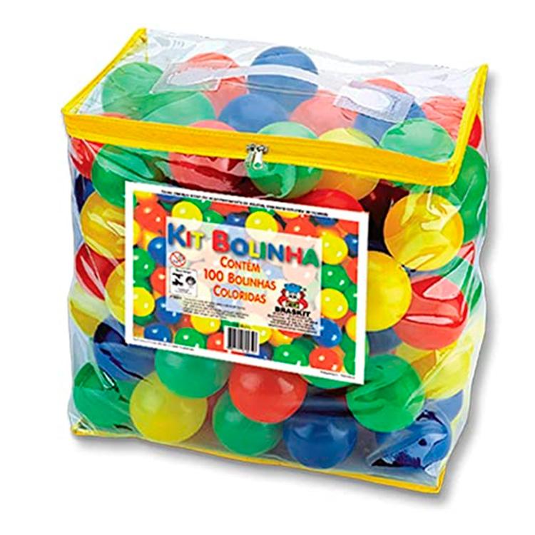 Kit Bolinha Goin Goin Brinquedos Mala de viagem das crianças - It Mãe