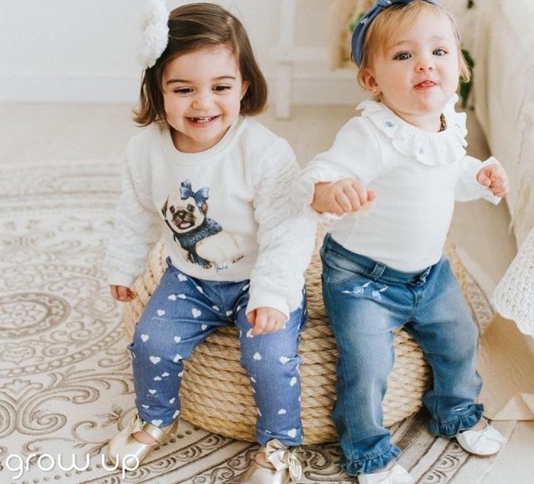 conjuntinhos looks infantis irresistíveis grow up it mãe