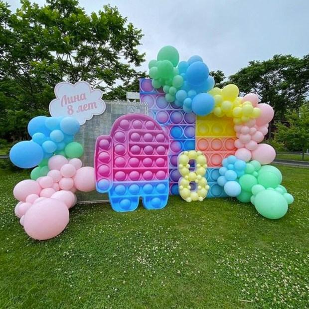 Decoração Festa Fidget Toys - It Mãe