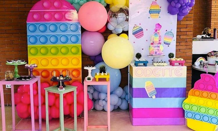 Febre do momento: festa Fidget Toys - It Mãe