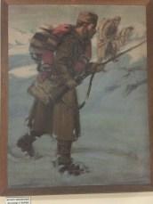 Mihailo Milovanović - Vojnici u borbi