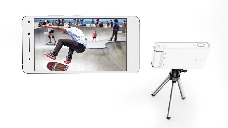 lenovo mirage camera tripod