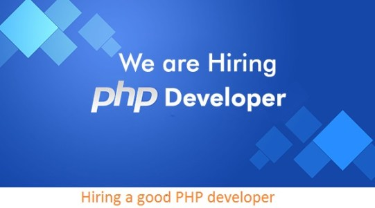 Image result for hiring PHP Developer