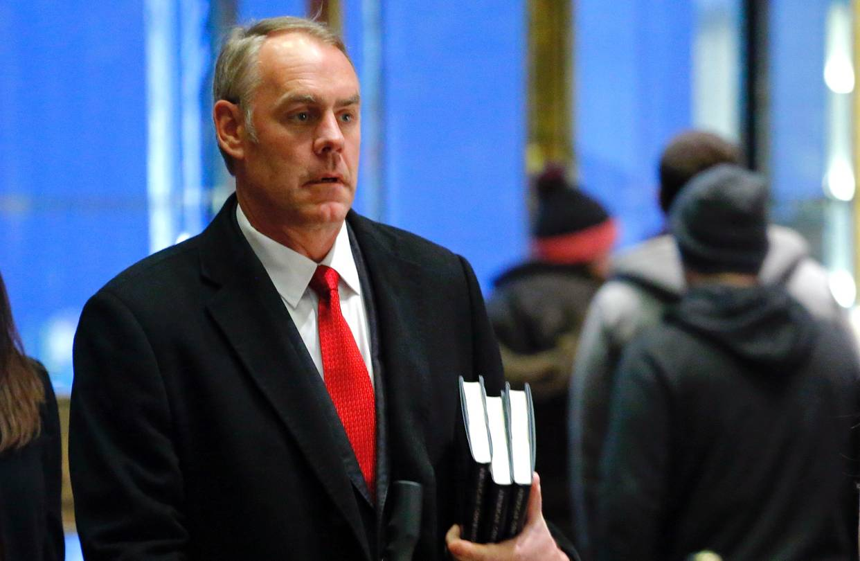 Editorial Interior Secretary Nominee Should Work With States On