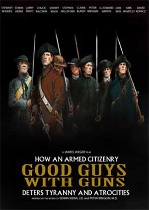 Good Guys With Guns DVD box cover
