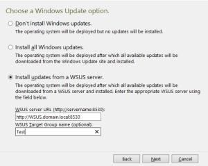 Update Pane option 3