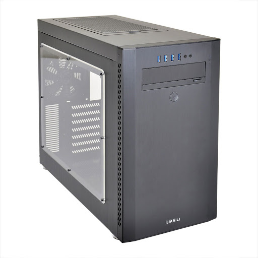LianLi PC-A51 Mid Tower PC Chasis - Window