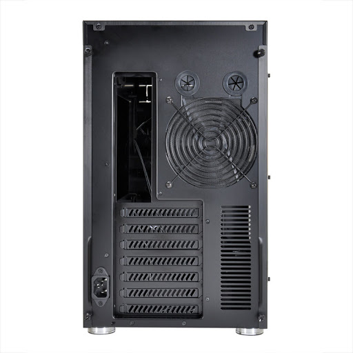 LianLi PC-A51 Mid Tower PC Chasis - Rear