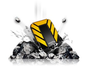 Adata HD710 - Shock Proof
