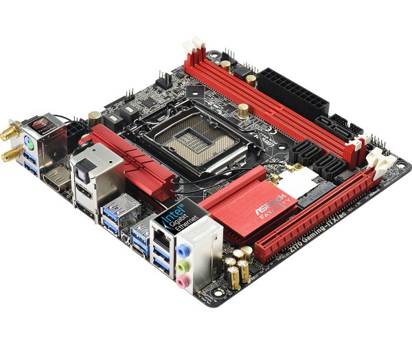 Fatal1ty Z170 Gaming-ITX/ac Motherboard