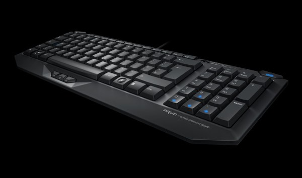 ROCCAT® Arvo – Compact Gaming Keyboard