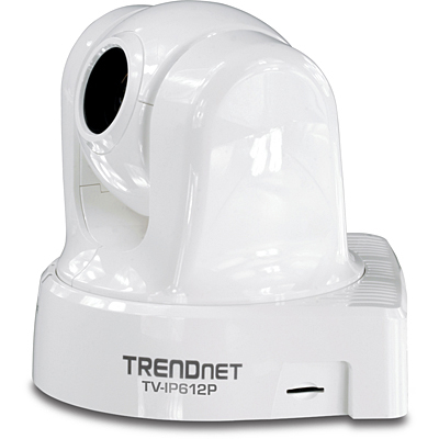 TRENDnet TV-IP612P Hi-Resolution PTZ Cam - 02