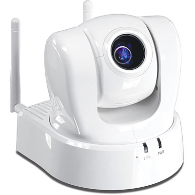 TRENDnet TV-IP612WN Hi Res Wireless PTZ Camera - 02